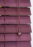 Жалюзи Бамбук 50 мм Махагони производство в Одессе по размерам приглашаем дилеров