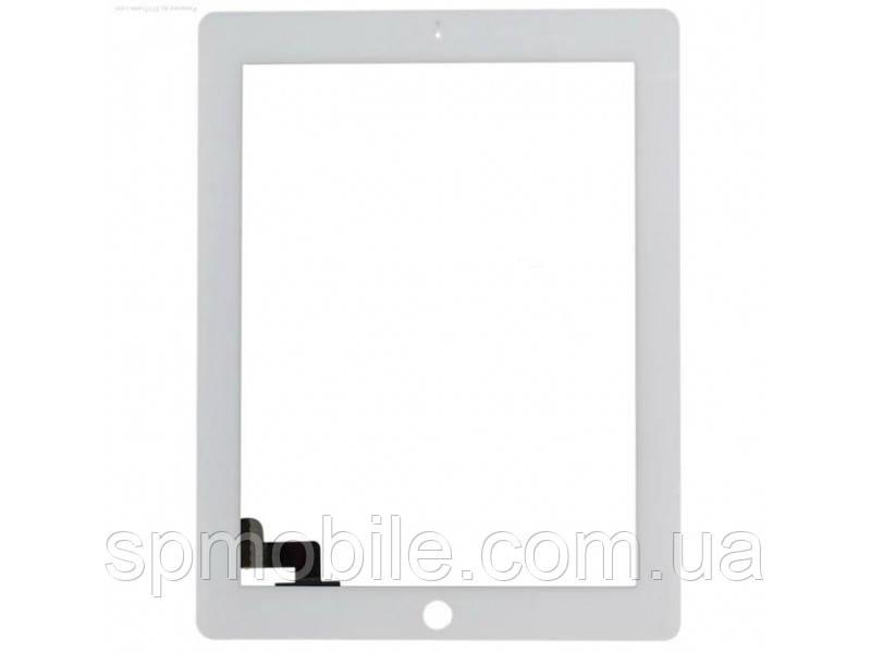 Тачскрин iPad 2(A1395,A1396,A1397) без кнопки (White)