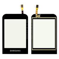 Touch screen Samsung C3300 чёрный.копия