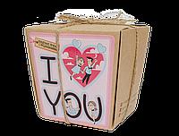 Печеньки с предсказаниями «i love you!», фото 1