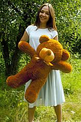 """Плюшевый медведь """"Нестор"""" Коричневый 80 см"""