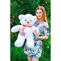 """Плюшевый медведь """"Нестор"""" Белый 80 см"""