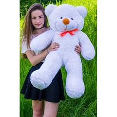 """Плюшевый медведь """"Нестор"""" Белый 100 см"""