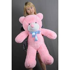 """Плюшевый медведь """"Нестор"""" Розовый 100 см"""