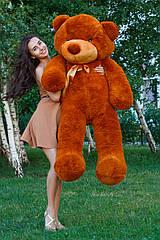 """Плюшевый медведь """"Нестор"""" Коричневый 160 см"""