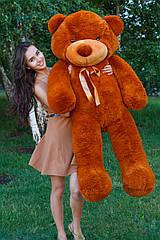 """Плюшевый медведь """"Нестор"""" Коричневый 180 см"""