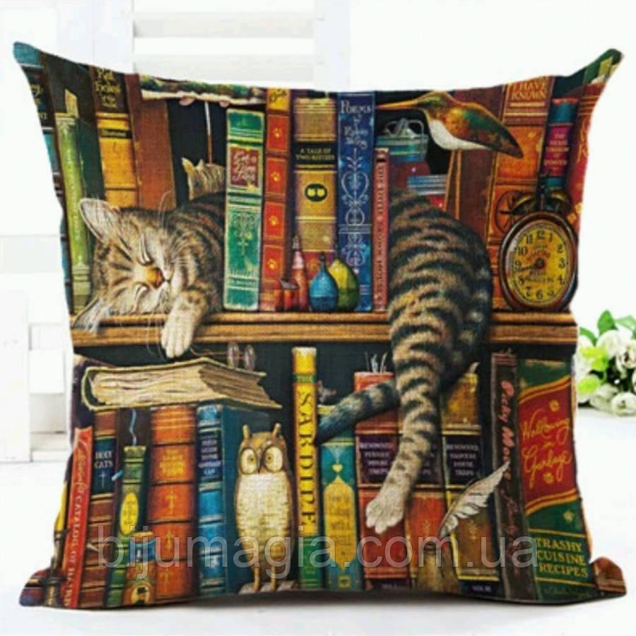 Наволочка на декоративную подушку (диванная подушка 45см х 45см + 50 грн) 11590п
