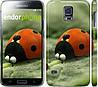 "Чехол на Samsung Galaxy S5 g900h Букашки. Приключение в Долине муравьев v2 ""2609c-24"""