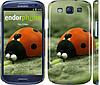 "Чехол на Samsung Galaxy S3 Duos I9300i Букашки. Приключение в Долине муравьев v2 ""2609c-50"""