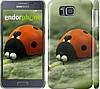 """Чехол на Samsung Galaxy Alpha G850F Букашки. Приключение в Долине муравьев v2 """"2609c-65"""""""