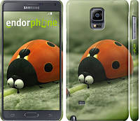 "Чехол на Samsung Galaxy Note 4 N910H Букашки. Приключение в Долине муравьев v2 ""2609c-64"""