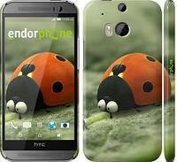 "Чехол на HTC One M8 Букашки. Приключение в Долине муравьев v2 ""2609c-30"""