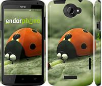 "Чехол на HTC One X Букашки. Приключение в Долине муравьев v2 ""2609c-42"""