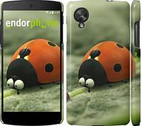 "Чехол на LG Nexus 5 Букашки. Приключение в Долине муравьев v2 ""2609c-57"""
