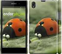 "Чехол на Sony Xperia Z1 C6902 Букашки. Приключение в Долине муравьев v2 ""2609c-38"""