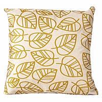 Наволочка на декоративную подушку (диванная подушка 45см х 45см + 50 грн) 11552п