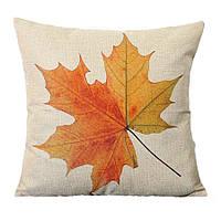 Наволочка на декоративную подушку (диванная подушка 45см х 45см + 50 грн) 11509п