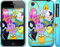 "Чехол на iPhone 3Gs Adventure time. Heroes. Принцесса Пупырка ""1212c-34"""