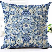 Наволочка на декоративную подушку (диванная подушка 45см х 45см + 50 грн) 11558п