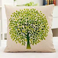 Наволочка на декоративную подушку (диванная подушка 45см х 45см + 50 грн) 11503п