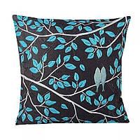 Наволочка на декоративную подушку (диванная подушка 45см х 45см + 50 грн) 11512п
