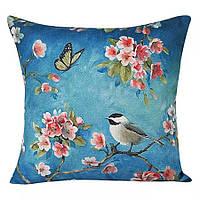 Наволочка на декоративную подушку (диванная подушка 45см х 45см + 50 грн) 11516п
