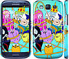 "Чехол на Samsung Galaxy S3 i9300 Adventure time. Heroes. Принцесса Пупырка ""1212c-11"""