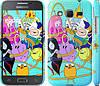 "Чехол на Samsung Galaxy Core Prime G360H Adventure time. Heroes. Принцесса Пупырка ""1212c-76"""