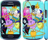 "Чехол на Samsung Galaxy S3 mini Adventure time. Heroes. Принцесса Пупырка ""1212c-31"""