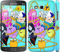 "Чехол на Samsung Galaxy Grand 2 G7102 Adventure time. Heroes. Принцесса Пупырка ""1212c-41"""