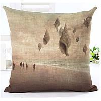 Наволочка на декоративную подушку (диванная подушка 45см х 45см + 50 грн) 115110п