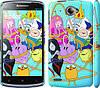 """Чехол на Lenovo S920 Adventure time. Heroes. Принцесса Пупырка """"1212c-53"""""""