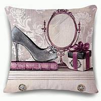 Наволочка на декоративную подушку (диванная подушка 45см х 45см + 50 грн) 115100п