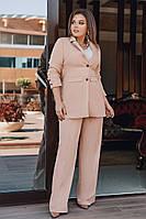 """Женский пиджак больших размеров """" Пиджак """"  Dress Code"""