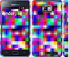 "Чехол на Samsung Galaxy S2 i9100 MultiPixeles ""2806c-14"""
