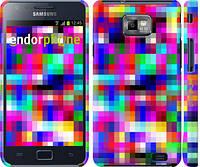 "Чехол на Samsung Galaxy S2 Plus i9105 MultiPixeles ""2806c-71"""