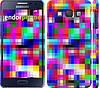 "Чехол на Samsung Galaxy A3 A300H MultiPixeles ""2806c-72"""