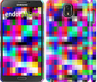 "Чехол на Samsung Galaxy Note 3 N9000 MultiPixeles ""2806c-29"""