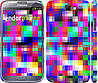 "Чехол на Samsung Galaxy Note 2 N7100 MultiPixeles ""2806c-17"""