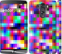 """Чехол на LG G3 D855 MultiPixeles """"2806c-47"""""""