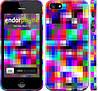 """Чехол на iPhone 5 MultiPixeles """"2806c-18"""""""