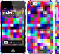 """Чехол на iPhone 5c MultiPixeles """"2806c-23"""""""