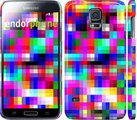 "Чехол на Samsung Galaxy S5 Duos SM G900FD MultiPixeles ""2806c-62"""