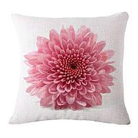 Наволочка на декоративную подушку (диванная подушка 45см х 45см + 50 грн) 11554п