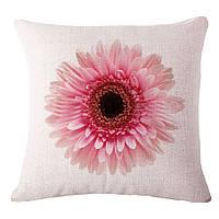 Наволочка на декоративную подушку (диванная подушка 45см х 45см + 50 грн) 11555п