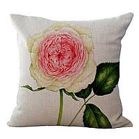 Наволочка на декоративную подушку (диванная подушка 45см х 45см + 50 грн) 11535п