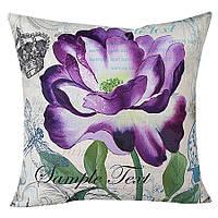 Наволочка на декоративную подушку (диванная подушка 45см х 45см + 50 грн) 11553п