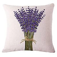 Наволочка на декоративную подушку (диванная подушка 45см х 45см + 50 грн) 115101п