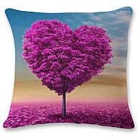 Наволочка на декоративную подушку (диванная подушка 45см х 45см + 50 грн) 11581п-а