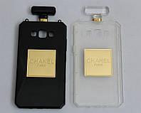 Чехол-сумка для Samsung Galaxy A5 A500 Chanel парфюм, фото 1